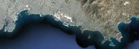 Saronikos-Athens coast